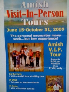 Amish Experience 1